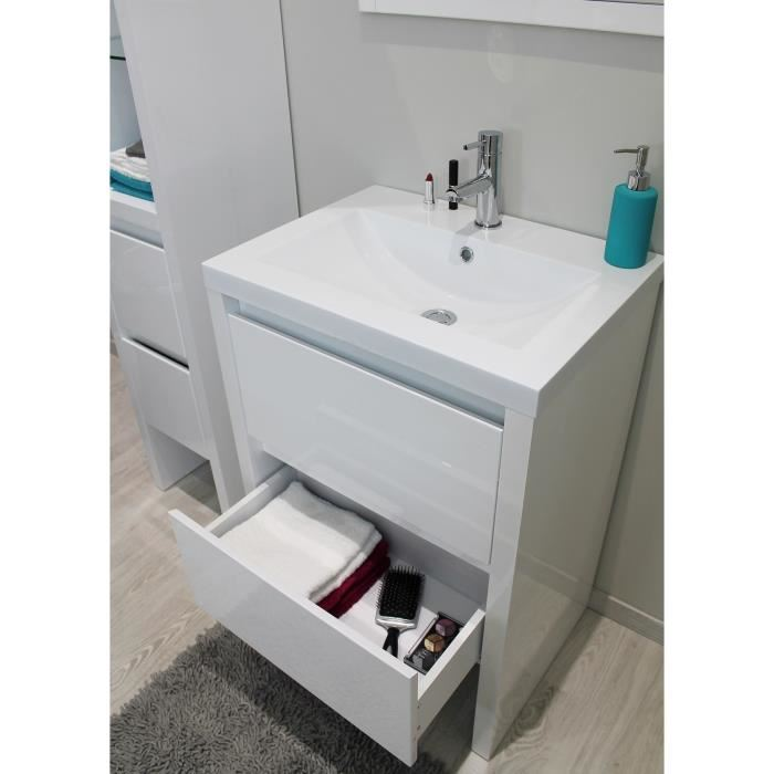 meuble vasque à poser