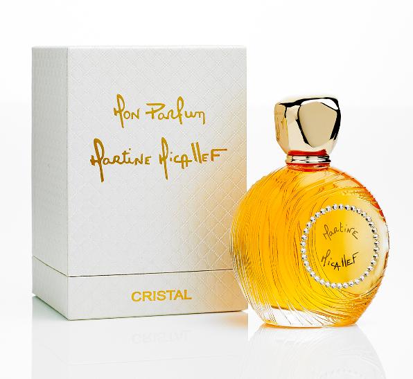 parfum cristal
