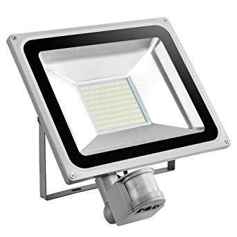 projecteur led avec détecteur de mouvement